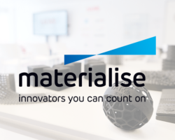 Materialise joins the IAM 3D HUB